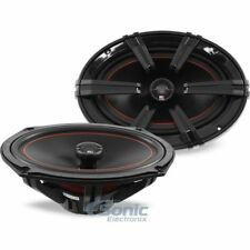 "MB Quart XK1-169 200W 6"" x 9"" X-Line Series 2-Way Coaxial Car Stereo Speakers"
