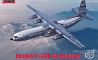 Roden 335 - 1/144 - Douglas C-133B Cargomaster U.S. Air force aircraft kit
