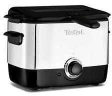 Tefal TEF-FF220040 150°C to 190°C Adjustable Thermostat Deep Minifryer - Black