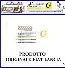 4 CANDELETTE ORIGINALI FIAT STRADA/SEDICI/STILO 1.9 JTD 0250202036