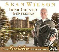 SEAN WILSON IRISH COUNTRY GENTLEMAN 2 CD BOX SET