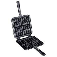 Belgian Waffle Maker Nordicware 15040 Cast Aluminum Stovetop Belgium Iron Kitche