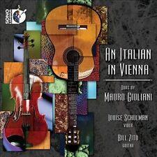 An Italian in Vienna: Duos by Mauro Giuliani (CD, Aug-2011, Dorian Sono Luminus)