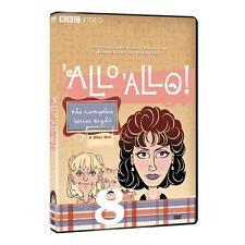 Allo Allo - Complete Series 8 (DVD, 2 Discs, 2008) (dv1761)