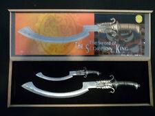 SCORPION KING LETTER OPENER KNIFE SET