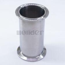 "2"" Tri Clamp 51mm Pipe Sanitary Spool Tube Length 102mm(4"") Homebrew SUS304"