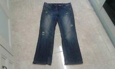 Ladies NEXT Ripped Boyfriend Jeans , size 16 Long UK