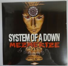 System Of A Down – Mezmerize - LP Vinyl Record - NEW Sealed - Metalcore - 2018