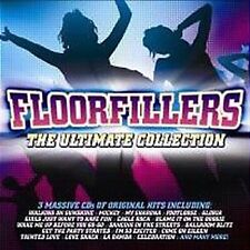 FLOORFILLERS  The Ultimate Collection NEW 3 CD - wham abba gaga prince 70 80 90