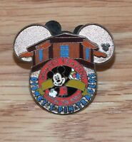 Genuine Disney 2007 Around the World Official Trading Promotion Pin **READ**