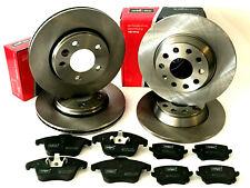 VW Tiguan 5N Bremsen Bremsscheiben + Bremsbeläge für vorne + hinten nur 129,80?
