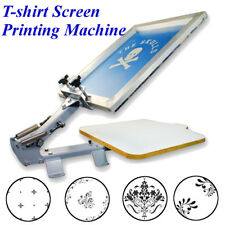 11TM Table Board Fixed Single 1 Color 1 Station T-shirt Screen Printing