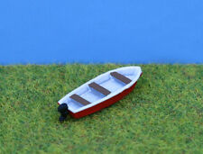 N gauge Painted Boat - P&D Marsh PDX64 free post F1