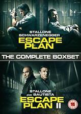 Escape Plan Boxset [DVD] - DVD  MWVG The Cheap Fast Free Post