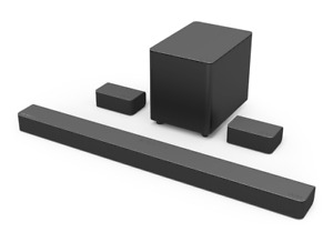 VIZIO M-Series 5.1 Home Theater Sound Bar with Dolby Atmos and DTS:X   M51a-H6