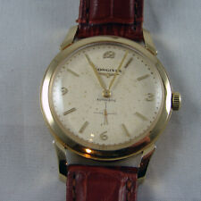 14K Longines Automatic w/ Sub Seconds ca. 1950-60s