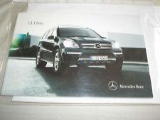 Mercedes GL Class brochure Dec 2010