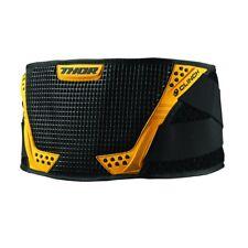 Thor Youth Clinch Belt Nierengurt Nierenprotektor schwarz/gelb für Motocross