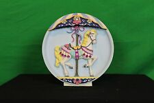 Vintage Avondale/Wedgewood Style Music Box Decorative Collectible Plate
