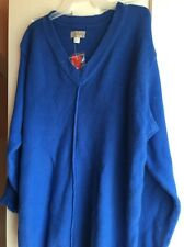 Avenue Blue Sweater Woman Plus Size 18/20 New With Tags Christmas Holiday Color