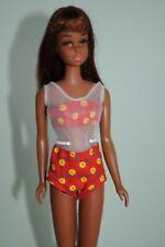 AA BLACK FRANCIE Barbie Doll  swimsuit variation