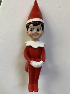 "Elf On The Shelf 2013 Figure Blue Eyed Boy 8"" Tall"