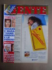 GENTE n°43 1996 Alain DelonCarolina Stefania Di Monaco  [G392]