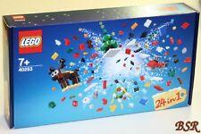 LEGO® : 40253 Weihnachtlicher Bauspaß 24 in 1 - 254 Teile ! NEU & OVP !