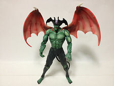 Devilman Violence action figure green and red version Kaiyodo