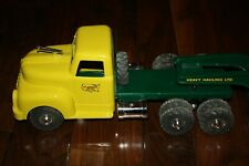 All american toy company TRUCK 13th limited edition 1of 45 HAULER trailer RARE