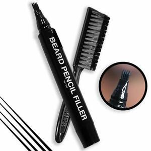 Barber Beard Pencil Filler,Water Proof, Long Lasting Coverage, Beard, Moustache