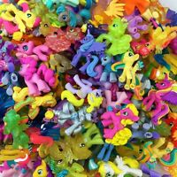 Lot 15 MLP Pony Friendship is Magic figure toy girl boy gift randomly