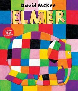 Elmer by David McKee 1842707310  NEW Book  Paperback