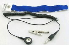 3M ADJUSTABLE ANTI STATIC WRIST BAND 2272 NEW COILED GROUND CORD