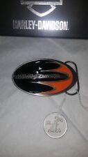 """HARLEY-DAVIDSON Oval  """"STINGER """" buckle  NEW    97784-06V"""