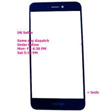 Huawei Honor 8 Lite Bleu FRONT OUTER Verre écran Tactile Affichage Remplacement 5.2'