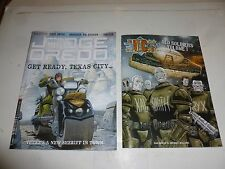 JUDGE DREDD THE MEGAZINE - Series 4 - No 380 - Date 14/02/2017 - Inc Mini Comic