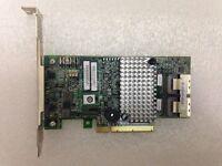 LSI 9267-8i 6Gb/s PCI-Express 2.0 512MB 8Port RAID0/1/10  SATA/SAS=LSI 2208
