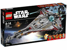 LEGO Star Wars The Arrowhead 2017 (75186) DAMAGED BOX NISB READ DESCRIPTION!