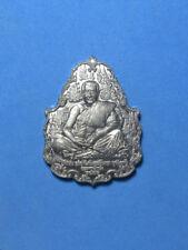0279-THAI AMULET TALISMAN LP UN GANESHA COIN LUCKY RICH