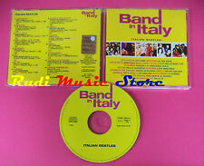 CD Italian Beatles Band in Italy Compilation RIBELLI METEORS no mc vhs dvd(C39*)