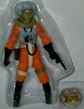 Star Wars CESI DOC EIRRISS Figure Evolutions Rebel Pilot X-Wing Rogue Squadron