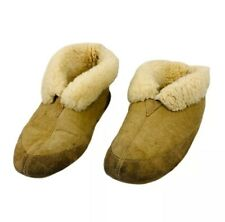 Shearling Supreme Unisex Slippers Brown Soft Comfy