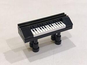 LEGO Black Piano - Furniture for Minifigure - NEW