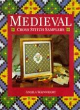 Medieval Cross Stitch Samplers,Angela Wainwright