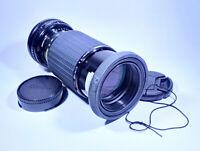 Sigma Zoom-K II 70-210mm f/4.5 Telephoto Camera Lens Ø52 - C/FD Mount