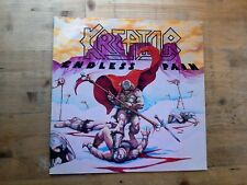 Kreator Endless Pain Very Good Vinyl LP Record Album NUK025 1989 Reissue