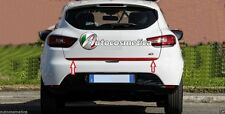 Cornice Profilo acciaio Stampato Portabagagli Baule Colore Rosso RENAULT CLIO IV