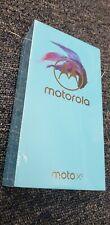 Brand New Sealed Motorola Moto X4 XT1900-1 32GB Factory Unlocked Super Black