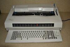 IBM WHEELWRITER 1500 ELECTRONIC TYPEWRITER (#1)